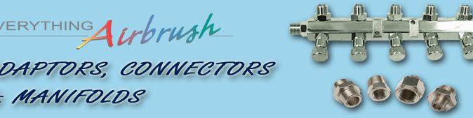 Adaptors, Connectors & Manifolds