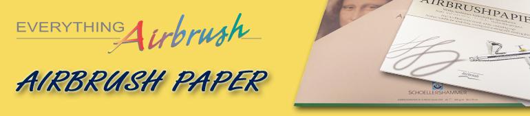 Airbrush Paper