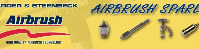 Harder & Steenbeck Airbrush Spares