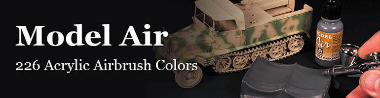 Model Air Paint Sets