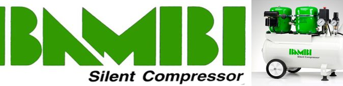 Bambi Budget Silent Air Compressors