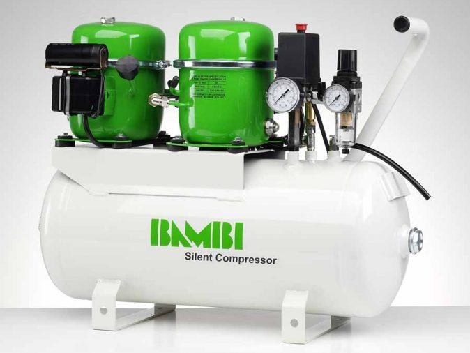 Bambi BB24D Silent Compressor