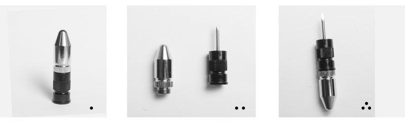 Sparmax Nozzle Repairing Tool Assembly