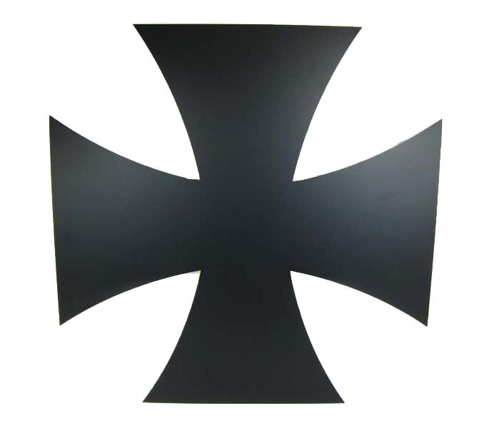 Iron Cross - Matt Black