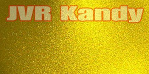 JVR Kandy Kolors - Yellow (50ml)