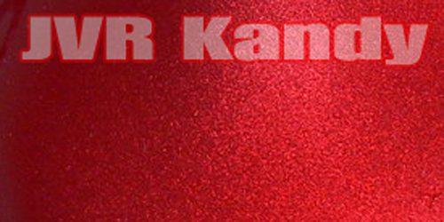 JVR Kandy Kolors - Red (50ml)
