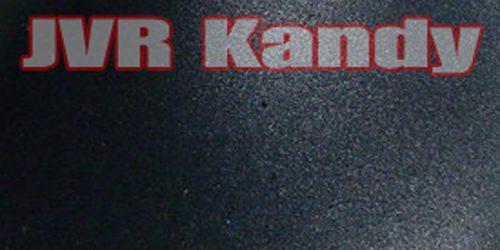 JVR Kandy Kolors - Black (50ml)