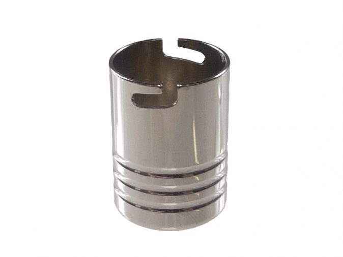 Metal Cup 3ml for Grafo T2/T3-0