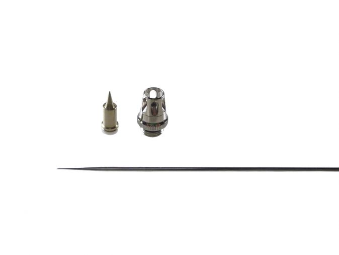 0.2mm Nozzle set for Evolution & Grafo Airbrush [V2.0]-0