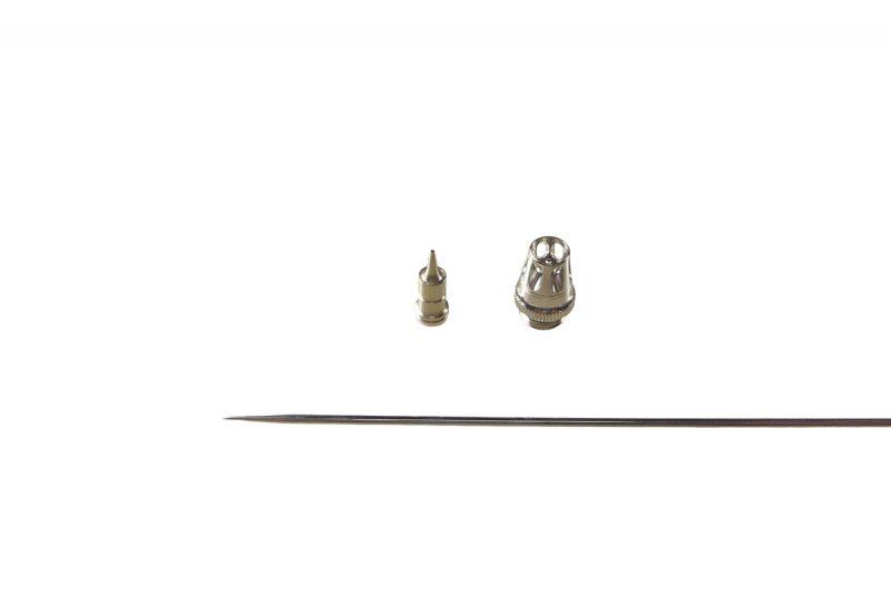 0.4mm Nozzle set for Evolution & Grafo Airbrush [V2.0]-0