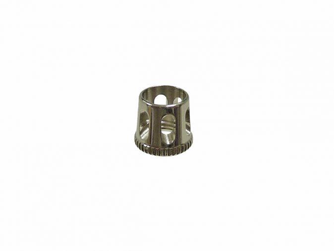 Needle Cap for Hansa 181/281/381 Chrome