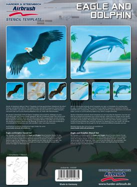 Animals (Eagle & Dolphin) Cover