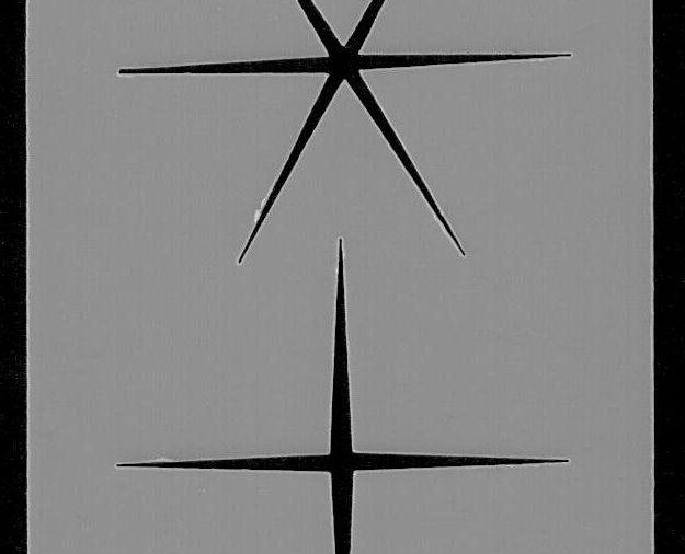 Sparkle & Star Stencil -0