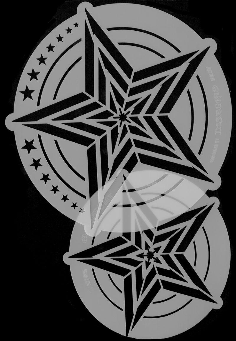 The Star Tool - Stencils