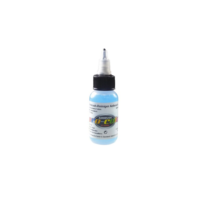 Pro-Color Airbrush Cleaner (30ml)-0