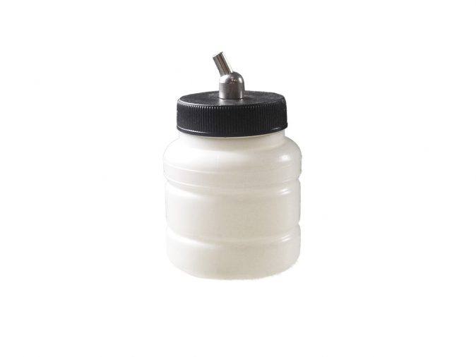 Plastic 100ml Bottle to suit our AB-182 Airbrushes-0