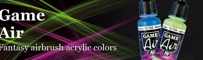 Game Air Individual Colors