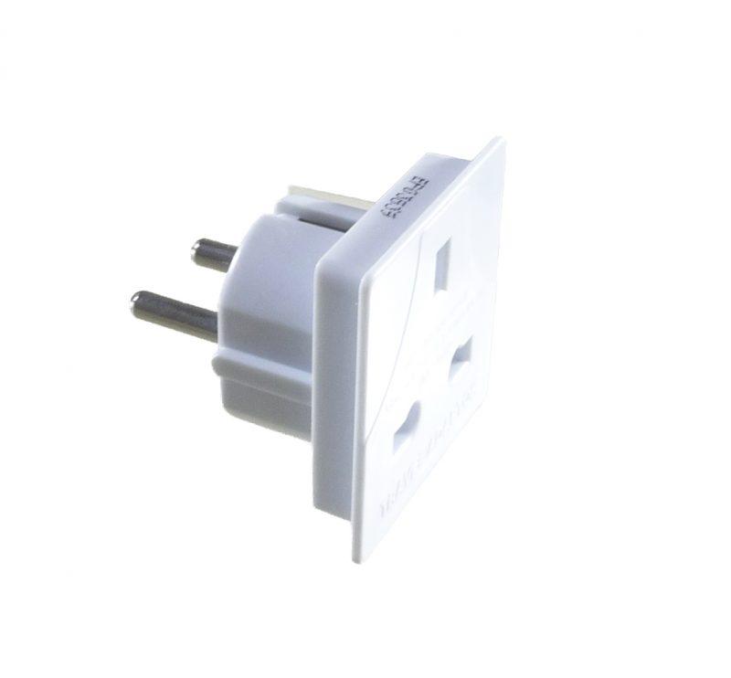 UK to European Plug Adaptor-0