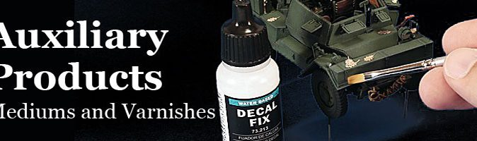 Vallejo Model Air Additives & Cleaners