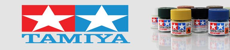 Tamiya Mini Acrylics Additives & Accessories