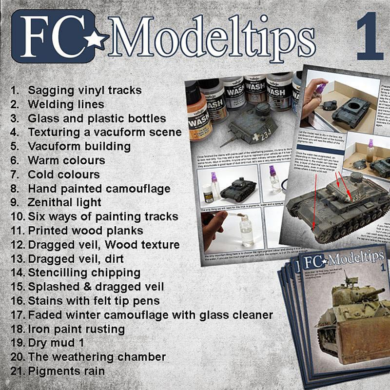 FC Model Tips 1 Book - Contents