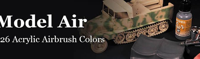 AFV Armour Painting