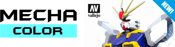 Vallejo Mecha Colors