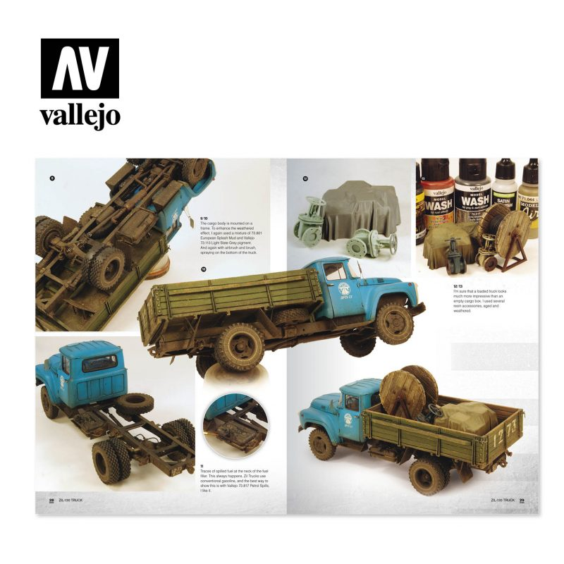 Civil Vehicles - Contents