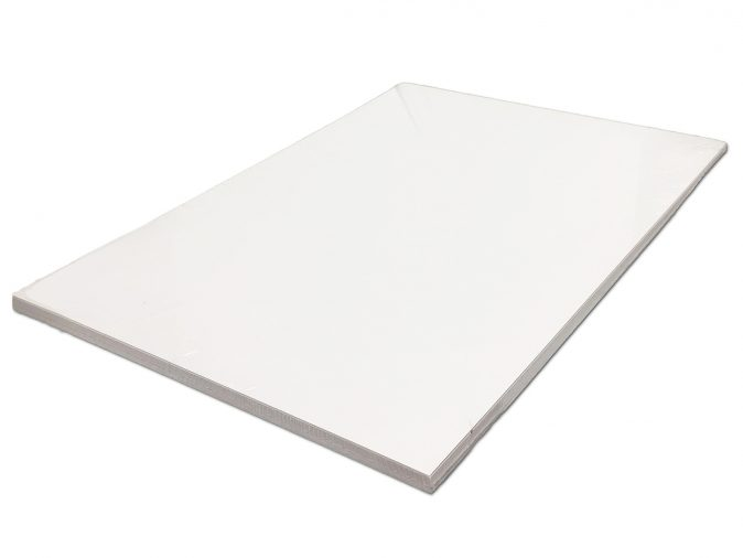 Harder & Steenbeck White Board 360 x 255mm (Pack of 5)-0