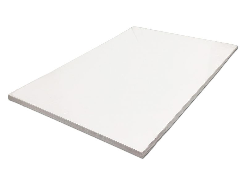 Harder & Steenbeck White Board 360 x 255mm (Pack of 5)-0