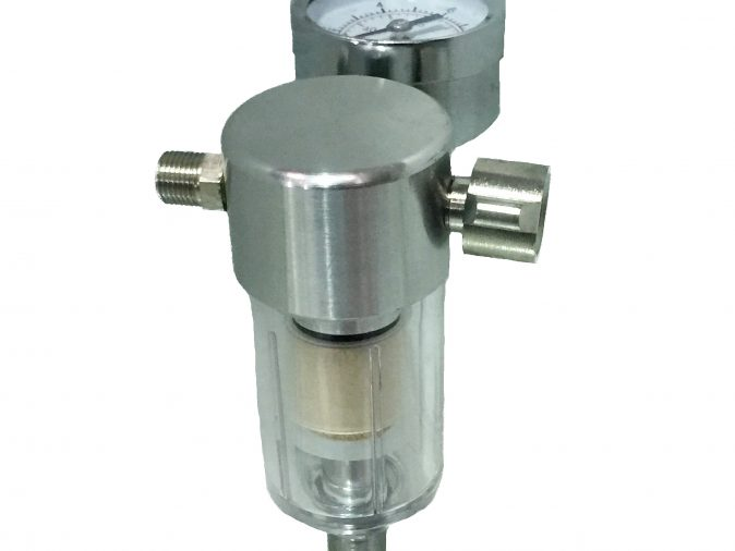 Compressor Bleed Valve Filter Regulator Unit-0