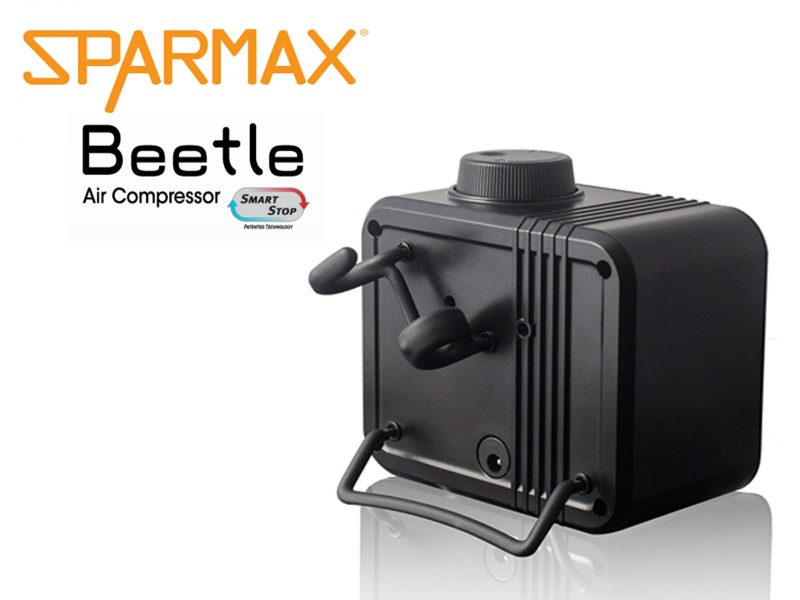 Sparmax Beetle - Back