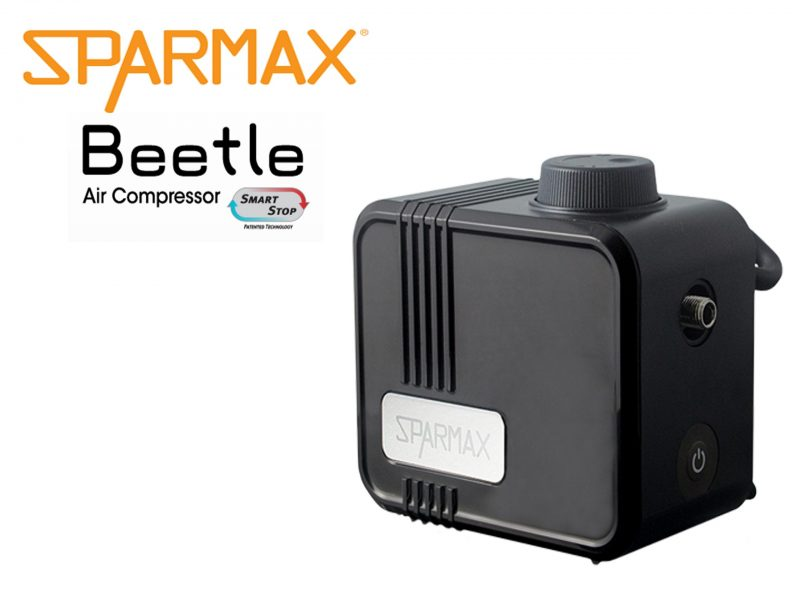Sparmax Beetle - Front